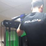 pruebas fìsicas para policía nacional