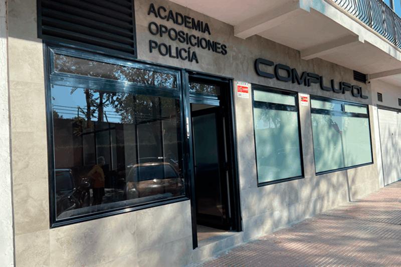 apuntarse a una academia para oposiciones a policía