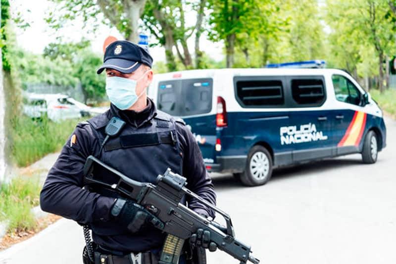 ser Policía Nacional